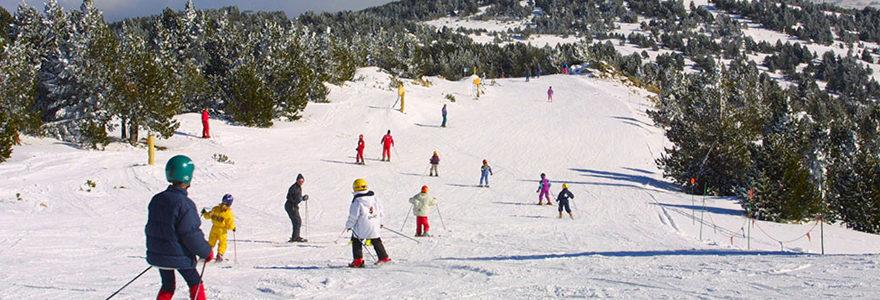 vacances de ski à Font-Romeu